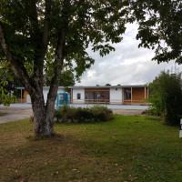 Frei Blick auf den neuen Kindergarten in Michaelsbuch