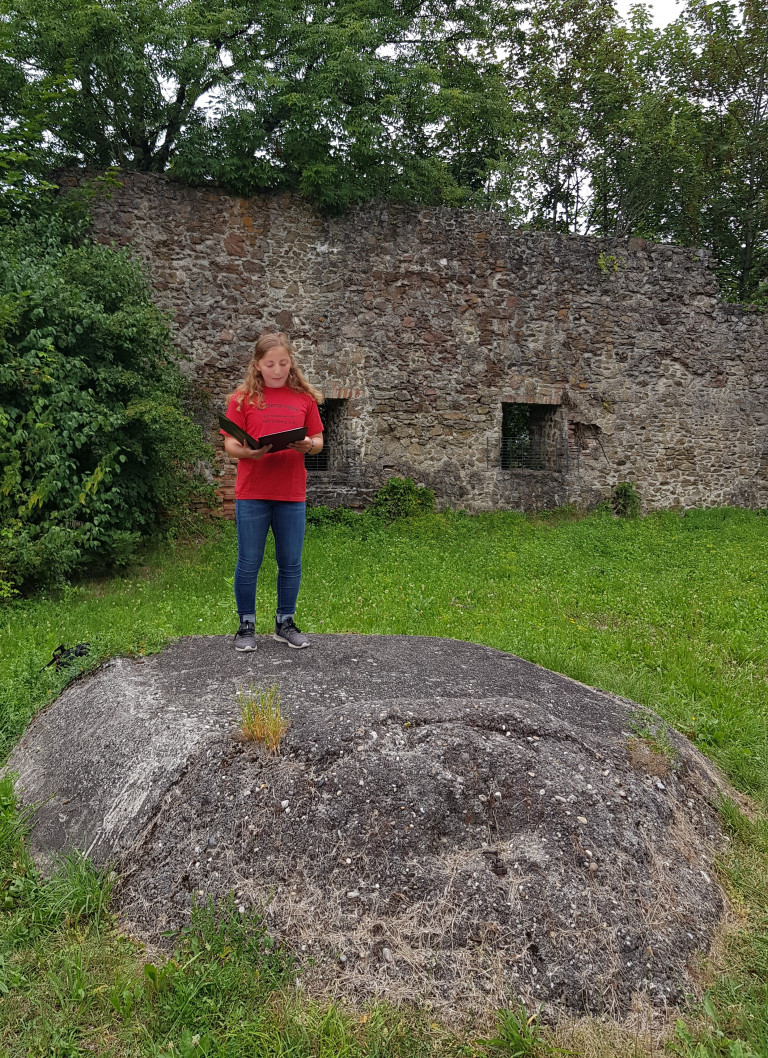 Rita´s rote Rucksack-Tour - Wanderung in Stephansposching 2
