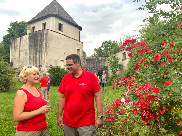 Ritas rote Rucksack-Tour - Wanderung in Stephansposching 4