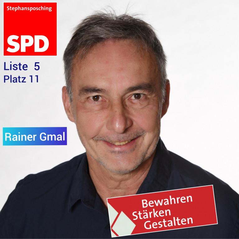 11 Rainer Gmal