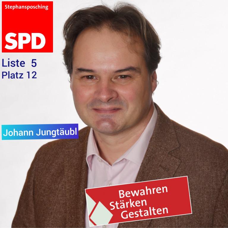12 Johann Jungtäubl