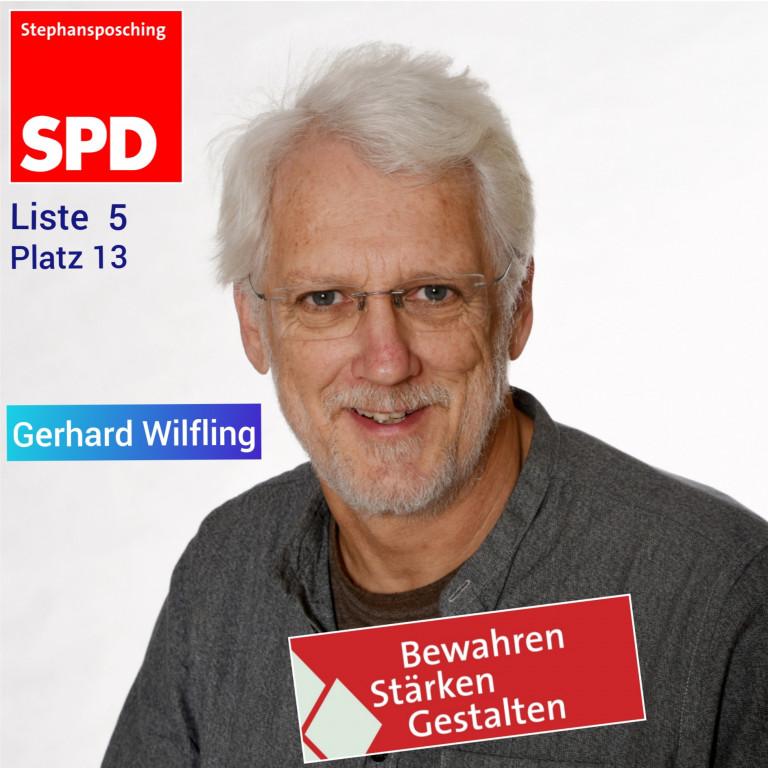 13 Gerhard Wilfling